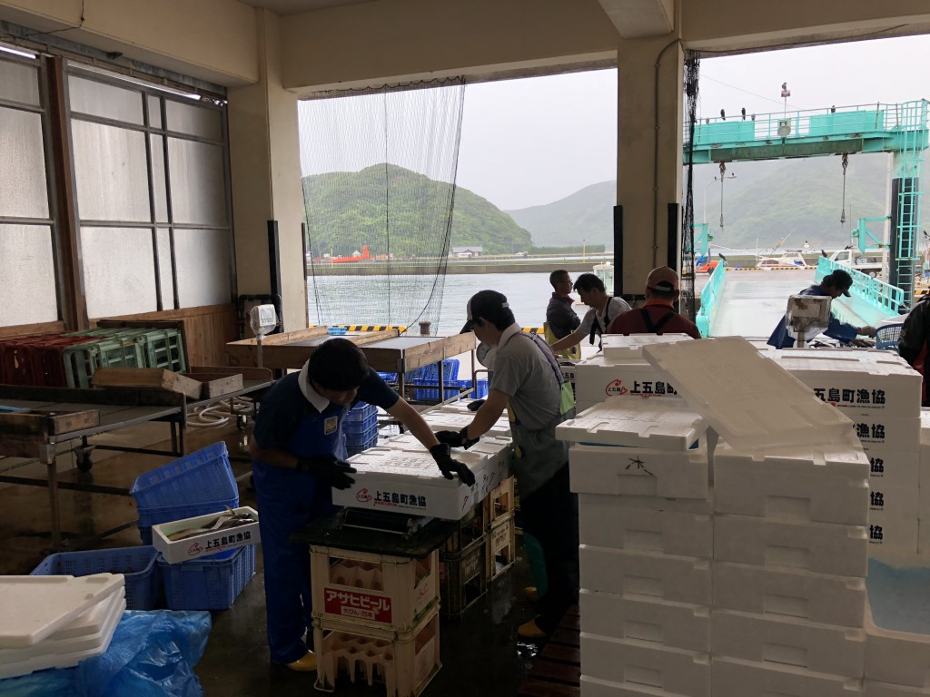 上五島町漁協組合